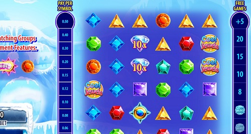 Cool Jewels Online Slot Details for Players