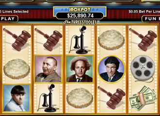 Mentioning about The Three Stooges Slot Online